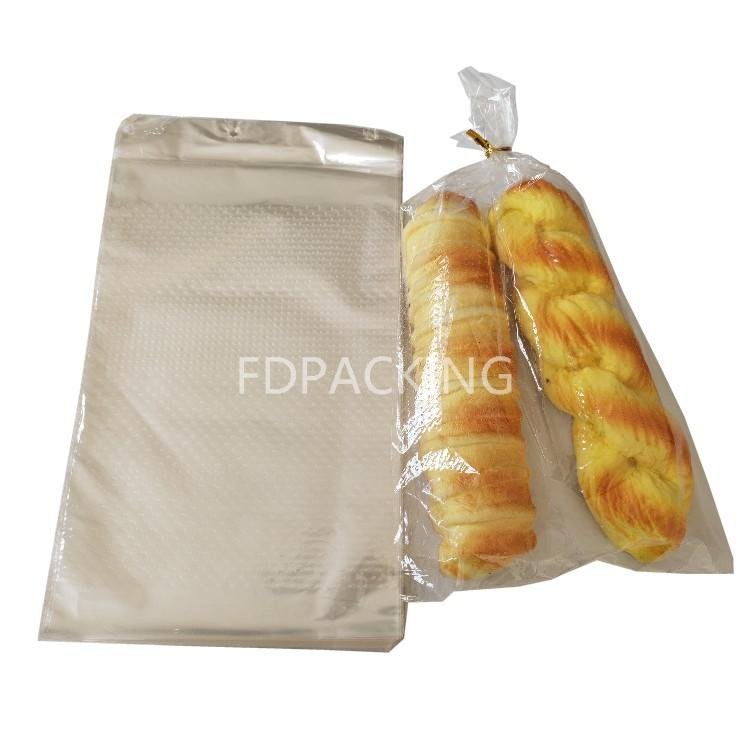 W200*L200/250mm Micro-Perforated Bread Bags (250 Pieces)